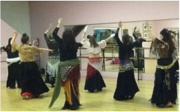 Abbotsford Belly Dance Classes