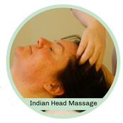 Indian Head Massage Calgary NW with Teresa Graham