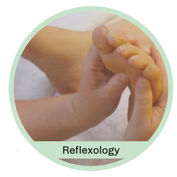 Foot Reflexology with Teresa Graham in Calgary NW