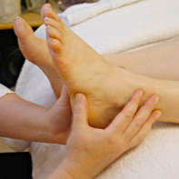 Calgary Reflexology for Plantar Faciitis with Teresa Graham, RMT
