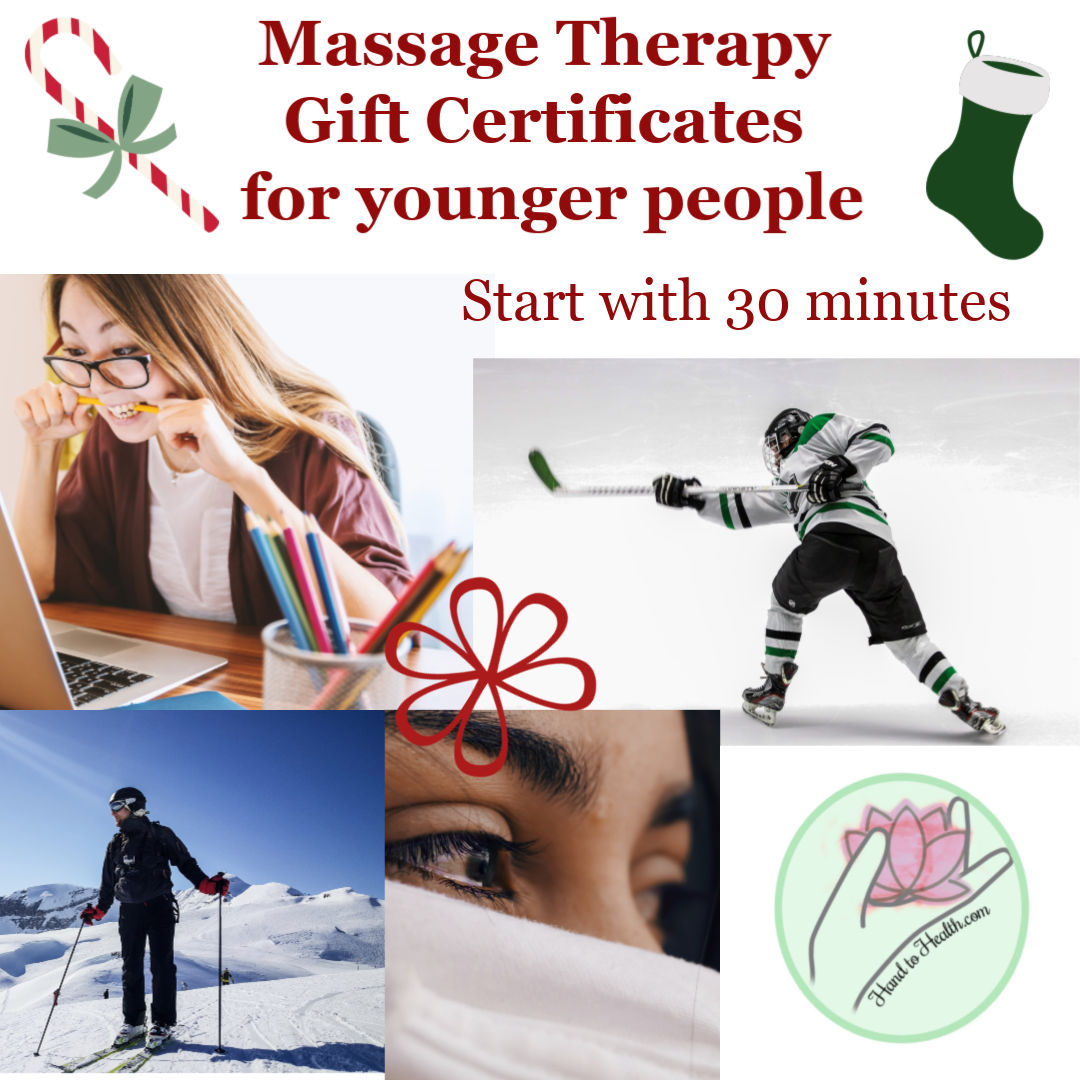 Massage Therapy Gift Certificates Teresa Graham, RMT Calgary